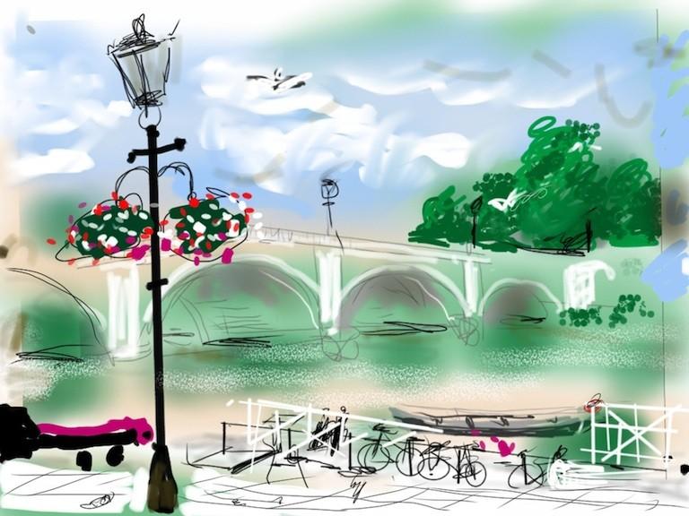 Richmond BridgeFeatured