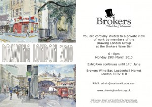 Brokers Invitation