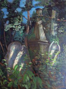Nunhead Cemetry by Bill Aldridge