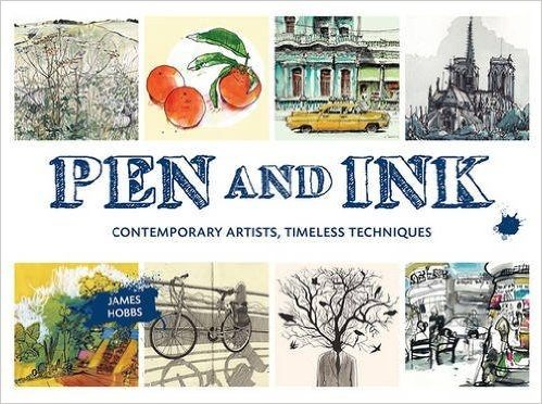 Pen and Ink by James Hobbs
